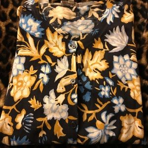 Loft Plus Floral Cardigan - Sz. 20/22 W